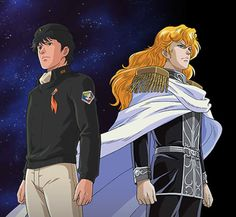 Legends of Galactic Heroes