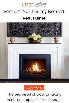 Build A Fireplace, Fireplace Built Ins, Small Fireplace, Home Fireplace, Faux Fireplace, Fireplace Remodel, Fireplace Surrounds, Fireplace Design, Bedroom Fireplace