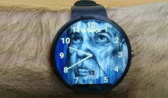 Google releases their first Android Wear watch face app focusing on street art.  Google has finally released their first Android Wear watch face. Called Street Art watch face, the watch face shows off street art from the Google Art Project and features street art from a number of artists. [READ MORE HERE]