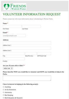 Aggieland Humane Society Volunteer Application form   Volunteer ...