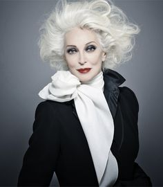 Carmen Dell'Orefice , 2012