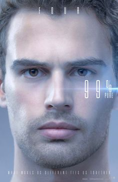 Allegiant character poster: Four