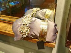 Original handmade bracelets by Elza Poskus - created in Riga, sold here in Art Nouveau Riga Strēlnieku St.) or artnouveauriga. Riga, Handmade Bracelets, Floral Tie, Art Nouveau, The Originals, Create, Shop, Accessories, Fashion