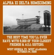 Alpha Xi Delta, love this idea for a Homecoming shirt. Use your own picture!