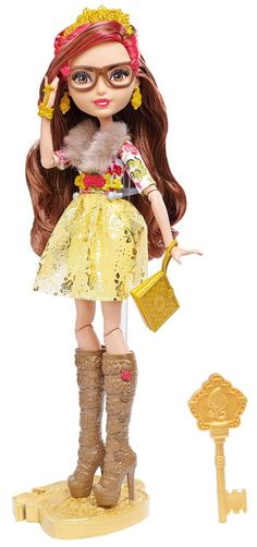 All about Monster High: Rosabella Beauty.