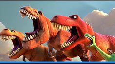 The Good Dinosaur - The Adventures of Arlo - YouTube