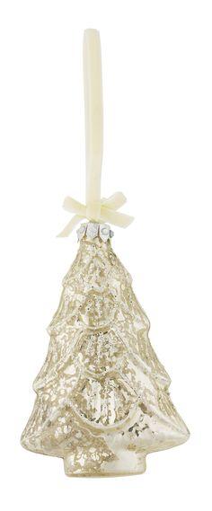 Christmas three ornament by Lisbeth Dahl Copenhagen Autumn/Winter 13. #LisbethDahlCph #Magical #Christmas #Three #Ornament