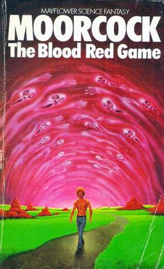 Michael Moorcock - the blood red game
