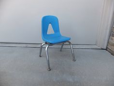 TwoGriggs Childs School Desk ChairDesk by RetroVintageous on Etsy