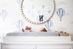 We wanted the space to feel like he could grow in it through this toddler years, and be a fun space that both parents would enjoy being in. We also like to keep the furniture neutral, incase baby #2 ever comes along!