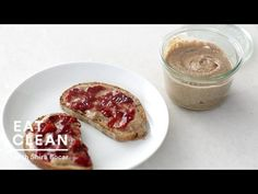 astonishing Homemade Almond Butter - Eat Clean with Shira Bocar