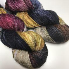 Faith Crafts, Yarn Organization, Yarn Inspiration, Yarn Stash, Lion Brand Yarn, Sock Yarn, Hand Dyed Yarn, Yarn Colors, Crochet Yarn