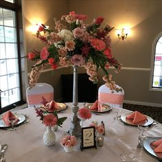 Sherbet Colors at Mountain View Manor with Floral Cottage Weddings