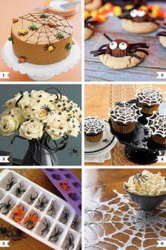 Spider ideas for Halloween