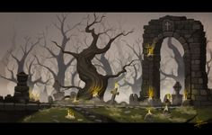 Personal work inspired by dark soul 2d Game Background, Pixel Art Background, Game Level Design, Game Design, Design Art, 2d Game Art, Video Game Art, Video Games, Medieval