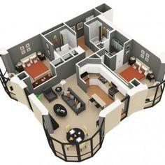 706 Best Apartment Floor Plans Images In 2019 Apartment