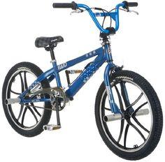 Mongoose Child Raid Bicycle (Blue) by Mongoose @ BicycleBMX.com