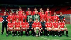 Manchester United 1991/92