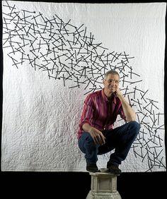 Joe Cunningham, art quilter