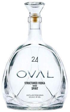 Most Expensive Vodka Oval http://korsvodka.com #mostexpensivevodka #vodka