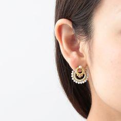 shingo matsushita Pierce gold (single): ジュエリーデザイン家具 インテリア雑貨 - IDEE SHOP Online