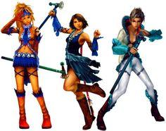 Final Fantasy X-2 Dresspheres: Songstress