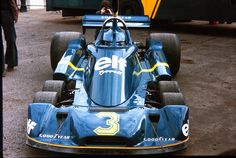 STORMWHEELS: A masterpiece with 6 wheels - TYRRELL P34 - F1 1976 - 1978