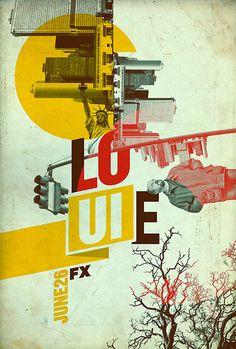 #Graphic #Design / Louie by Ozan Karakoç