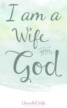 REPIN if you are a Wife After God!  #WifeAfterGod #Marriage  Click the image to find out more about the Wife After God devotional!