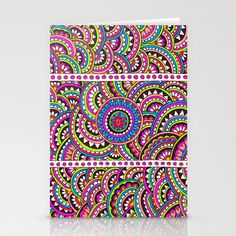 Folklore Stationary Card Set by PeriwinklePeacoat -- $12.00