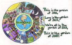 Peace  in the Garden of Jah - 2010