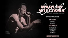 Marlon Williams - Live at Auckland Town Hall (Official Concert Film)