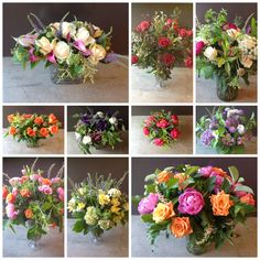 June Delivery Arrangements - www.DragonflyFloral.com - #sendflowers #dragonflyfloral