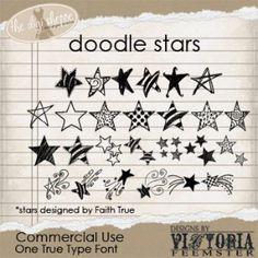 VFT Doodle Stars