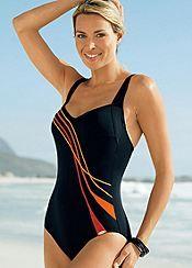Sunflair Soft Cup Flash Colour Swimsuit