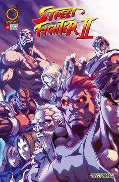 Street Fighter II Issue #6 - Read Street Fighter II Issue #6 comic online in high quality