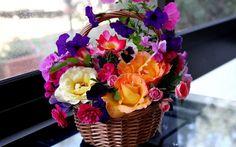 букеты цветов фото -02
