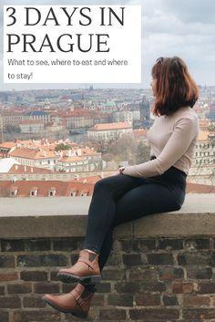 CITY GUIDE | SPENDING 3 DAYS IN PRAGUE, CZECH REPUBLIC.