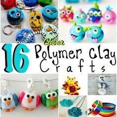 polymer clay crafts