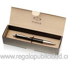 Bolígrafos Parker Vector, personalizado con el logo de su empresa, baratos, para regalos de empresa, eventos, campañas de marketing y publicidad.