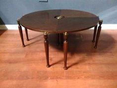 Tavolino Vintage Design '50 coffee table original di Box900 su Etsy