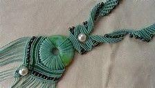Risultato immagine per gioielli in macrame