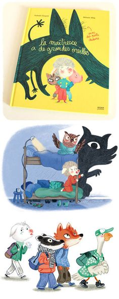 melanie allag les animaux de lou - Google Search
