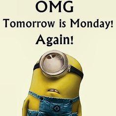 Monday UGH!