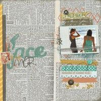 A Project by Nath_ from our Scrapbooking Gallery originally submitted 07/31/12 at 06:32 AM