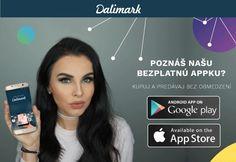 Nová aplikácia Dalimark New application Dalimark App Store, Android Apps, Google Play