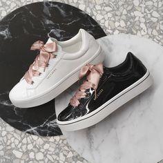 4b02a2efd991 Sleek and stylish Skechers Hi Lites #camilacabello #streetstyle  #skecherstreet #shopnow Cipők Online