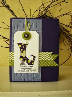 penguinstamper: Bootiful Occasions Card