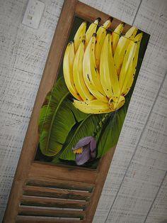 janela flor de bananeira by argina seixas, via Flickr