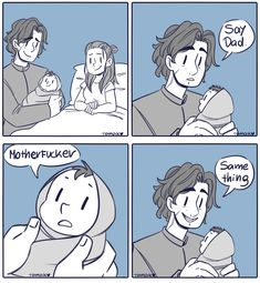 Why do Reylo shippers keep making stuff I like? Why must you make it hard to hate your ship?